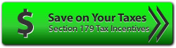 Section 179 Tax Incentives