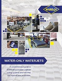 WARDJet Water Only Catalog