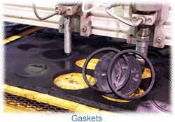 cutting gaskets