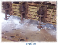 titanium cutting