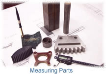 measuring parts
