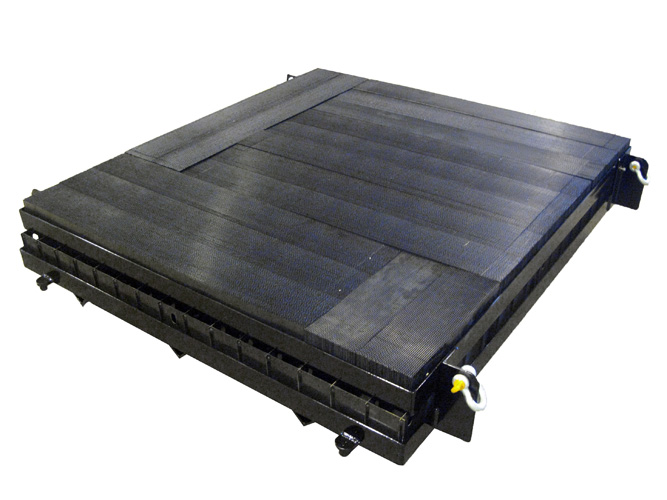 WARDJet External Loading Platform