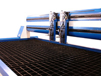 WARDJet Modular Job Shop Grates