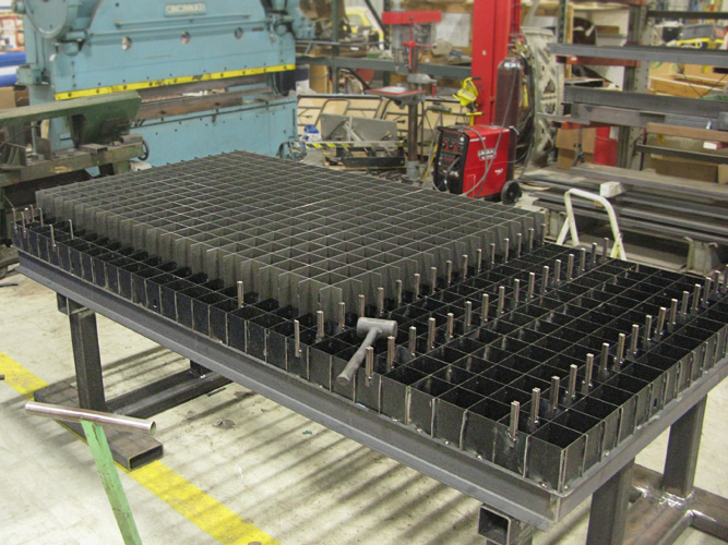 Grates - In House Manufacturing