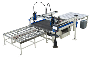 J-108 Water Jet Cutting System