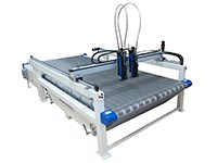 J-128 Water Jet Cutting System