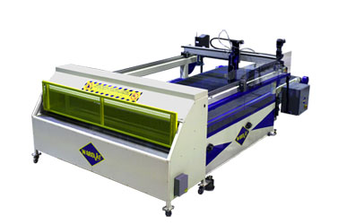 J-86 Waterjet Cutting System