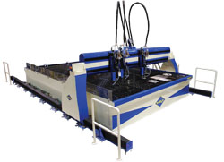 R-2014 waterjet cutting system