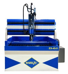 ZX-45 waterjet cutting system