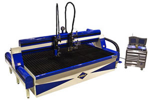 ZX-813-5 waterjet cutting system