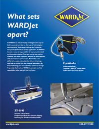 What sets WARDJet apart?