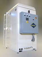 WARD Pro (Waterjet Abrasive Recycling Dispenser)