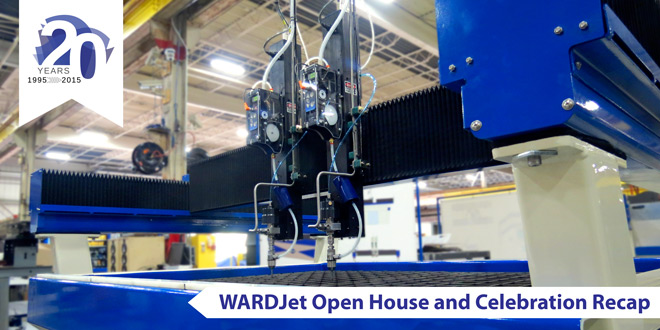 Visit us for our Third Annual WARDJet Open House